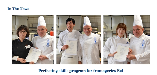 Perfecting Skills Program for Fromageries Bel.jpg